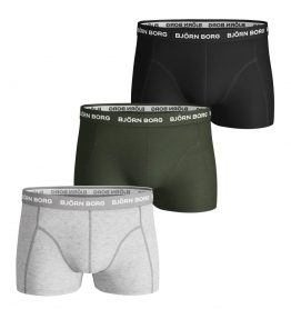 BJÖRN BORG 3-PACK BOXERS