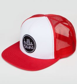 BILLEBEINO SCRIPT TRUCKER CAP