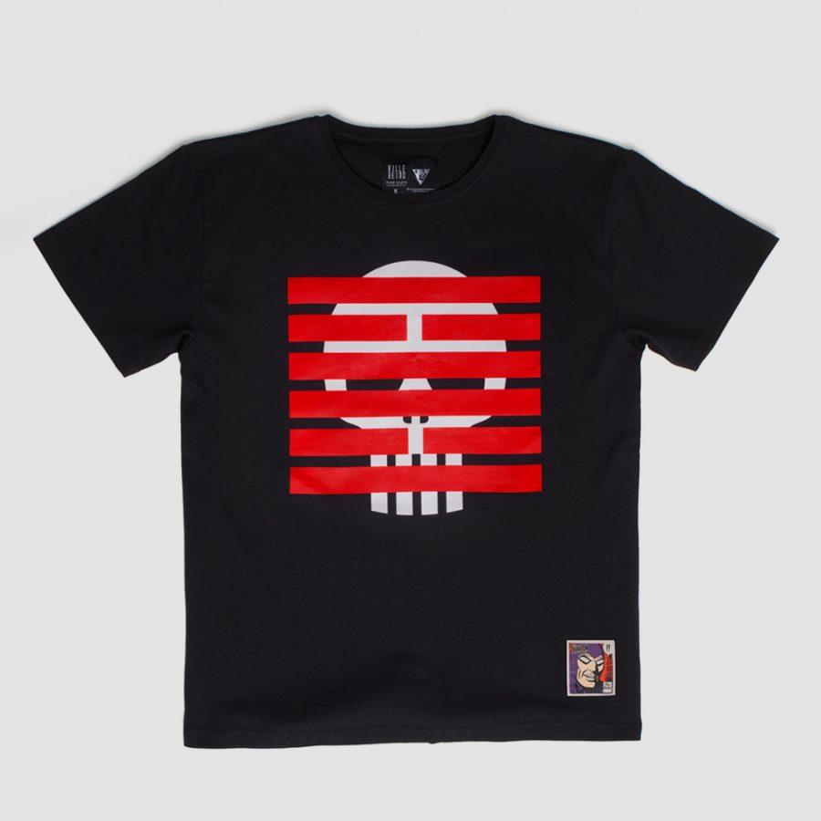 BBXPH-TSM99-SB Brick Skull T-shirt
