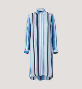 SAMSOE & SAMSOE RISSY AOP SHIRT DRESS