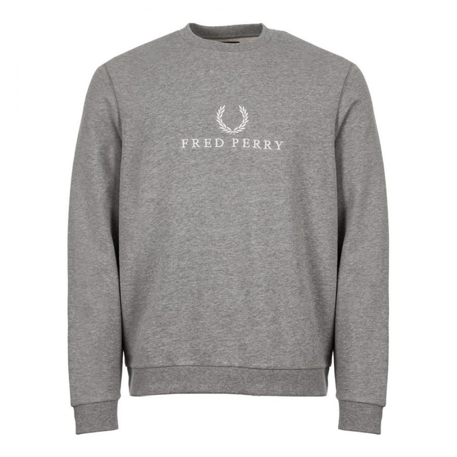fred_perry_sweatshirt_steel_marl_17865_01