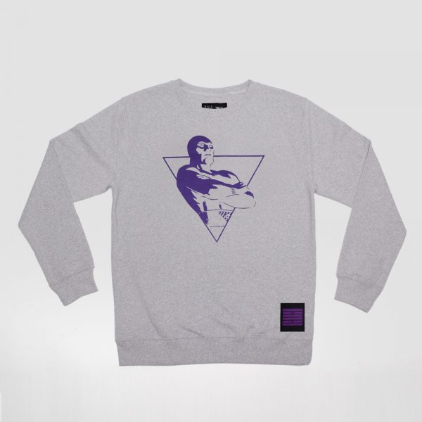 BBXPH-SW92-TP Triangle Sweatshirt