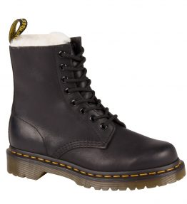 DR. MARTENS 1460 SERENA BURNISHED WYOMING SHOE