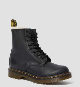 DR. MARTENS 1460 SERENA POLISHED NEW LAREDO SHOE