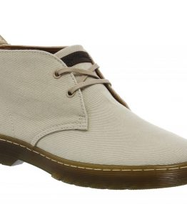 DR. MARTENS MAYPORT TWILL CANVAS SHOE
