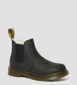 DR. MARTENS JUNIOR LEONORE SHOE