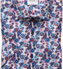 OSCAR OF SWEDEN 9343/05/SK SHORT SLEEVE SHIRT