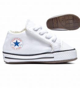 CONVERSE BABY CHUCK TAYLOR ALL STAR CRIBSTER MID