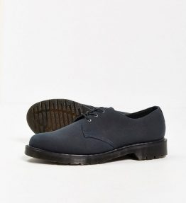 DR. MARTENS LESTER CANVAS SHOE