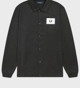 FRED PERRY ACID BRIGHTS COACH JACKET