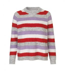 ENVII ENBOBO KNIT MULTI STRIPE