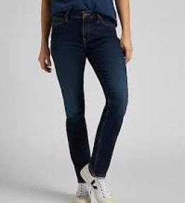 LEE ELLY SLIM STRAIGHT JEANS