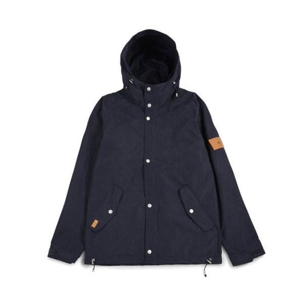 giacche makia raglan jacket navy