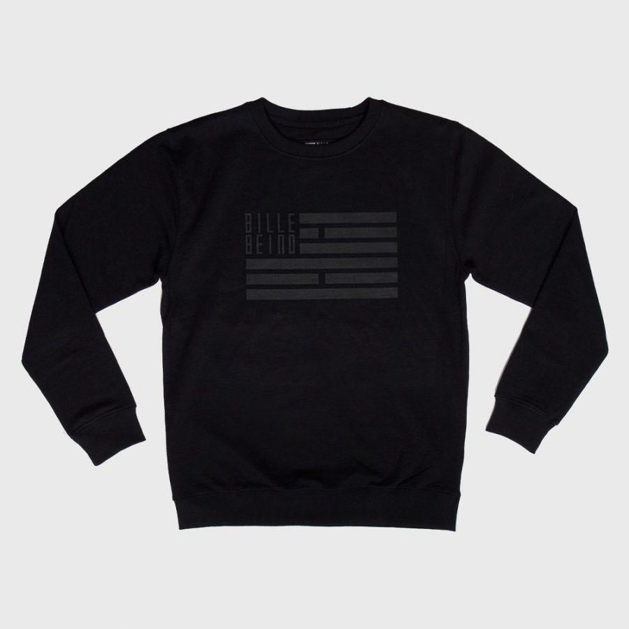 BB-SW99-FL Darkside Flag Sweatshirt