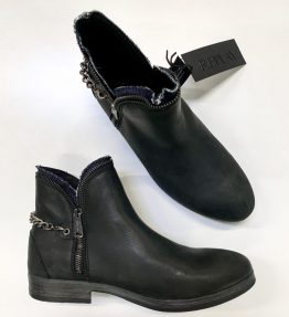 REPLAY PANDY LEATHER SHOE