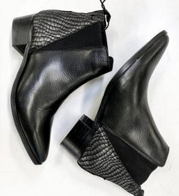 REPLAY WALLSEND LEATHER SHOE